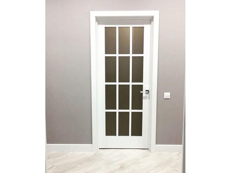 двустворчатая дверь 102u гостинная