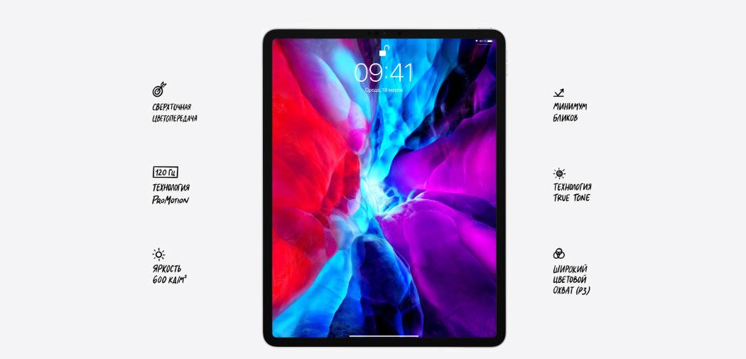 iPad Pro 2020 Москва
