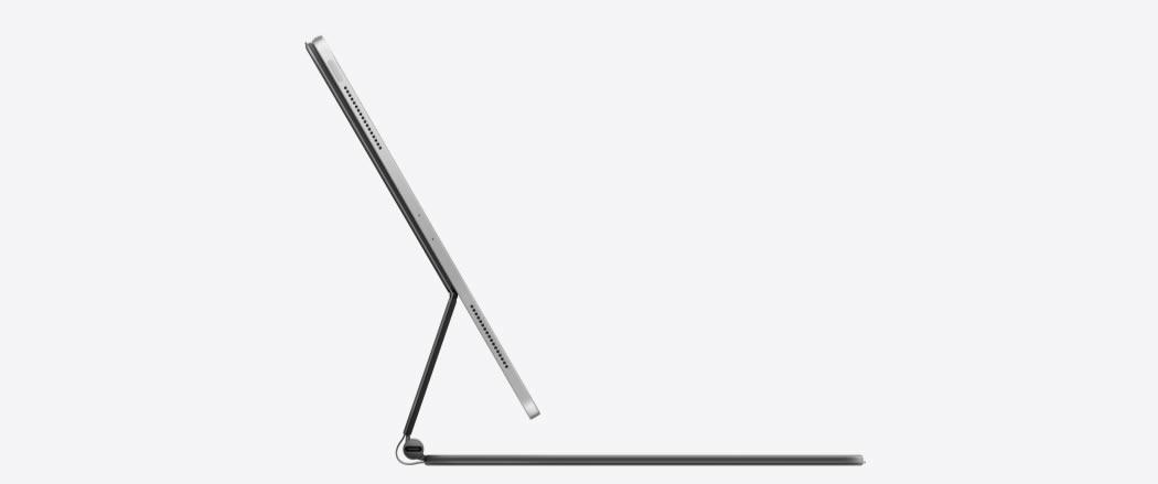 iPad Pro 2020 и Magic Keyboard