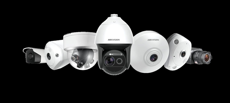 Аналоговые видеокамеры Hikvision купить