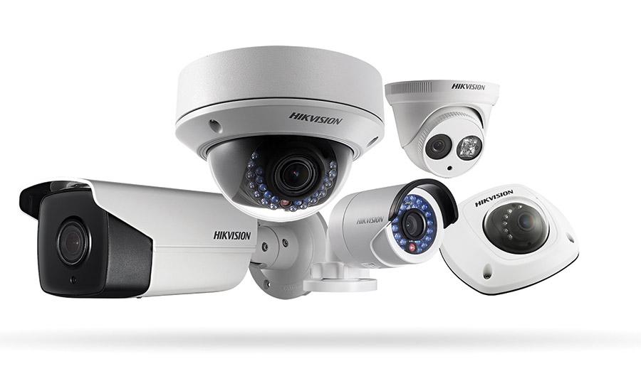 IP видеокамеры HIkvision купить
