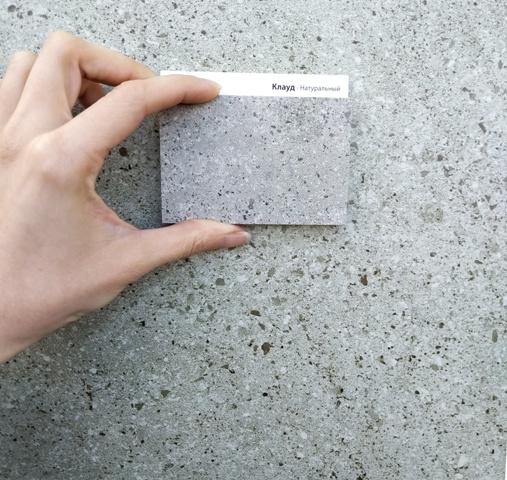 УФ-печать на алюминии для фасада