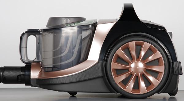 Пылесос Arnica Tesla Premium, вид слева