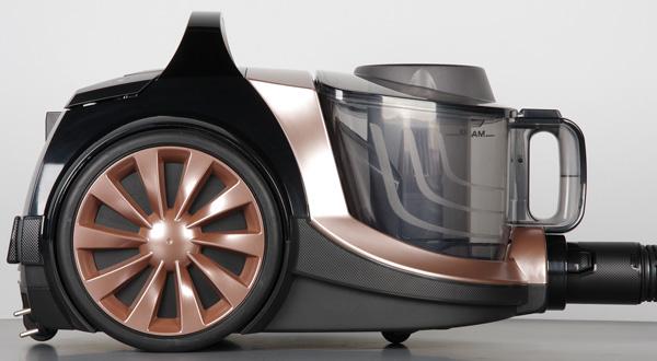 Пылесос Arnica Tesla Premium, вид справа