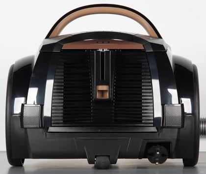 Пылесос Arnica Tesla Premium, вид сзади