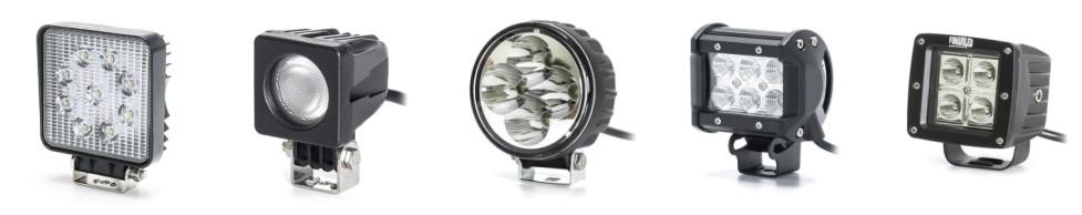 фары рабочего света для свецтехники