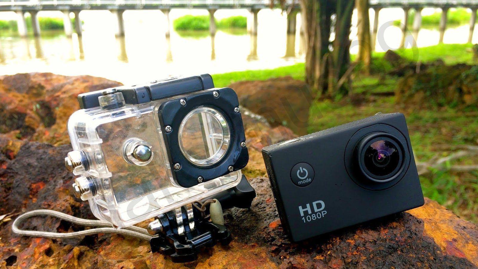 Экшн-камера Sports HD DV Full HD 1080p водонепроницаемый бокс