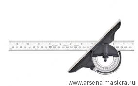 Угломер Starrett 491ME-300 300 мм с уровнем М00008460