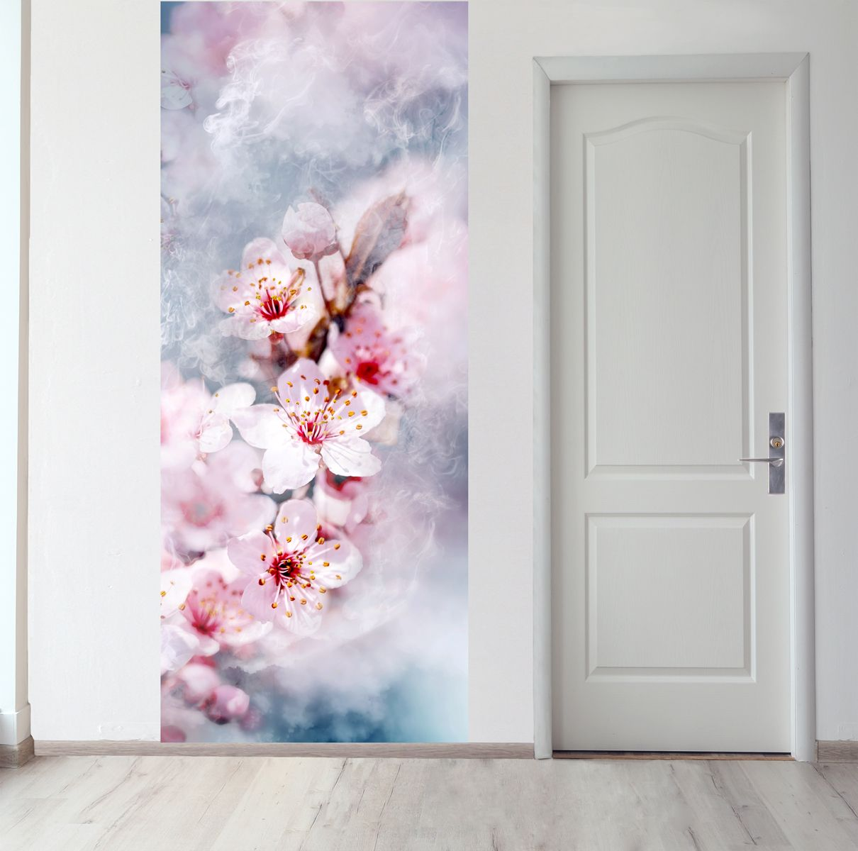 Панно на стену - Воздух пропитан нежностью магазин Интерьерные наклейки