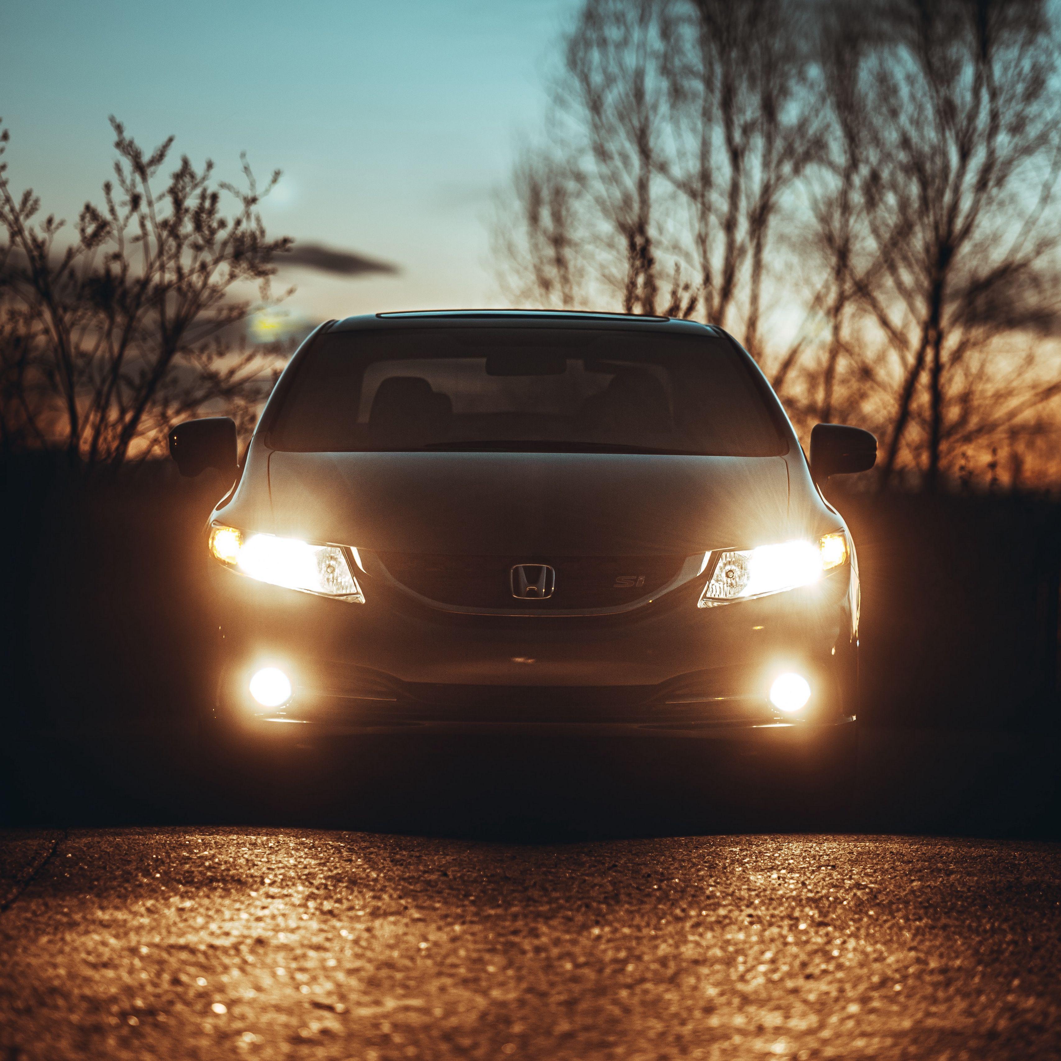 Галогеновые лампы для авто