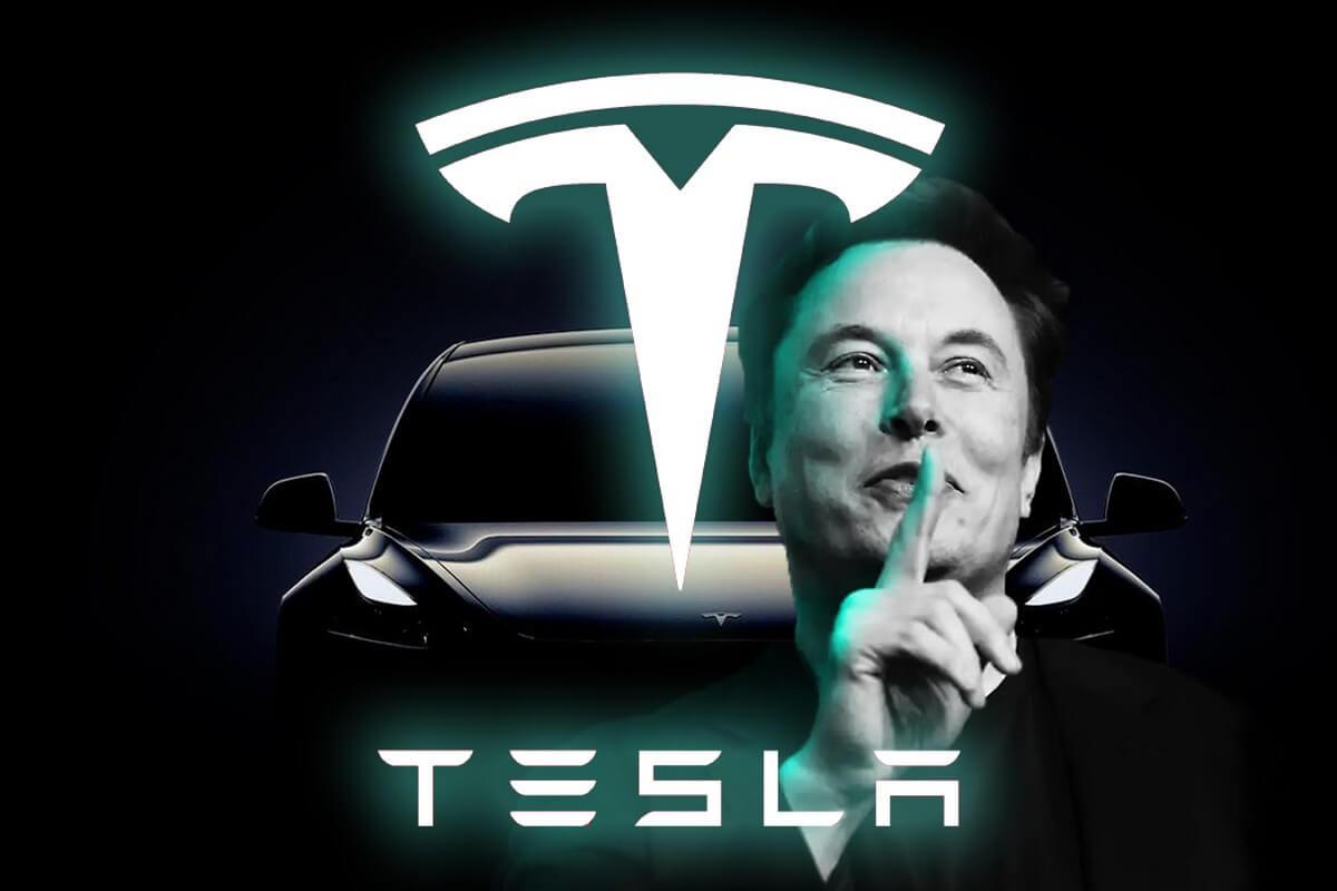 Tesla Илон Маск