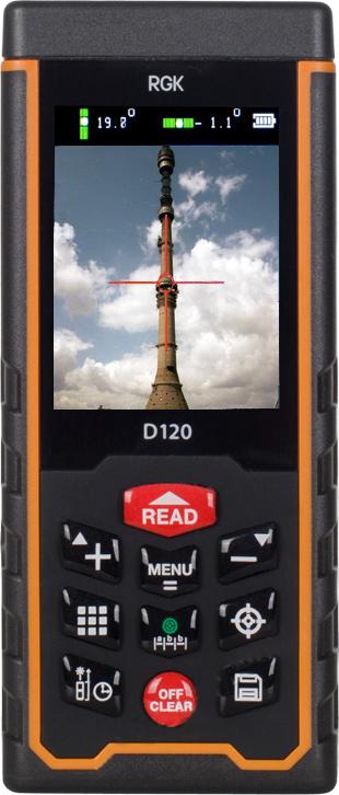 Видоискатель RGK D120
