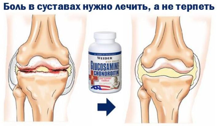 Weider Glucosamine + Chondroitin