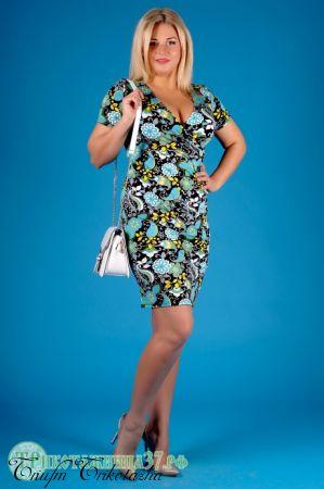 Платье П 381