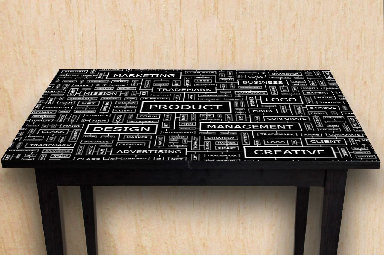 Stickers a Table - Negotiated | Buy Table Decals in x-decor.com