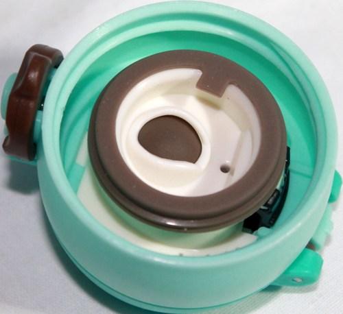 Тамблер питьевой Vetta 500 мл с поилкой - крышка с силиконом
