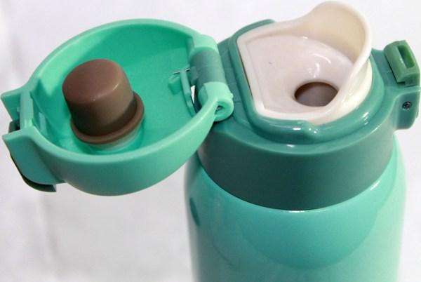 Термос питьевой In Life 200 мл детский - крышка с поилкой и силиконовым уплотнителем