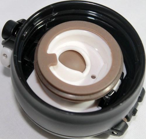 Термостакан с поилкой Treein art 500 мл - крышка с силиконом