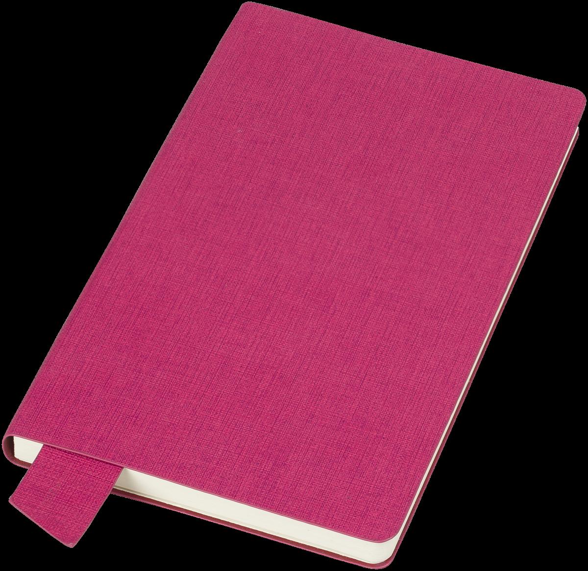 розовый бизнес-блокнот Provеnce