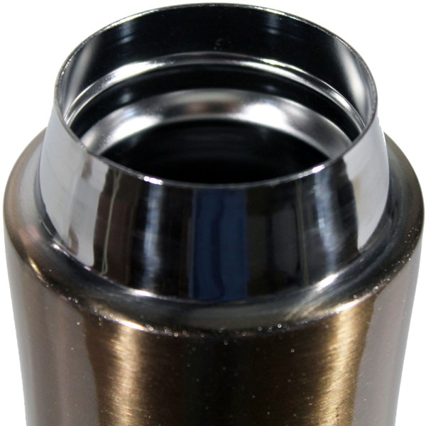 Термостакан Metal ZR-9 с поилкой 450 мл - стальное горло