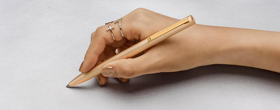 Ручка металлическая Mijia наконечник