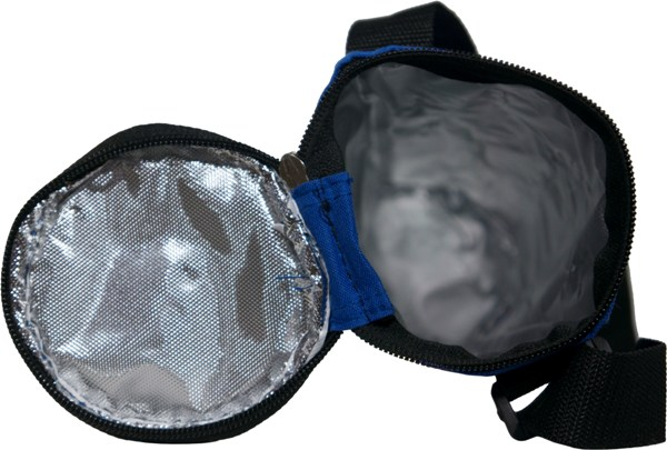 Изотермическая термосумка для бутылок - фольгированная ткань