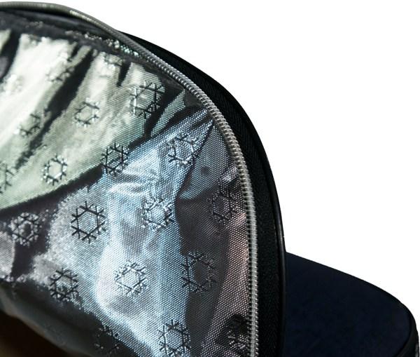 Изотермический терморюкзак Backpack 15 литров - материалы