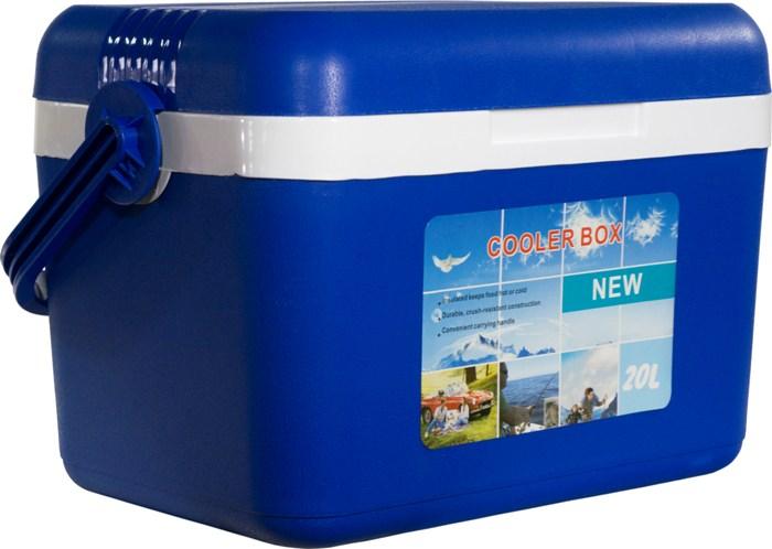 Изотермический контейнер Box Lite 20 литров - удобная форма