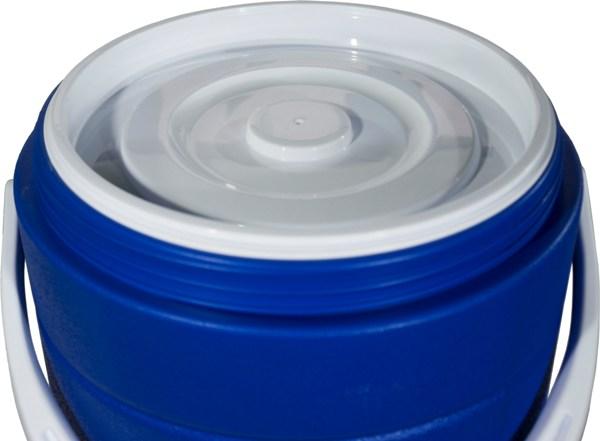 Изотермическая термо-бочка Cool для холодных напитков - заглушка под крышкой