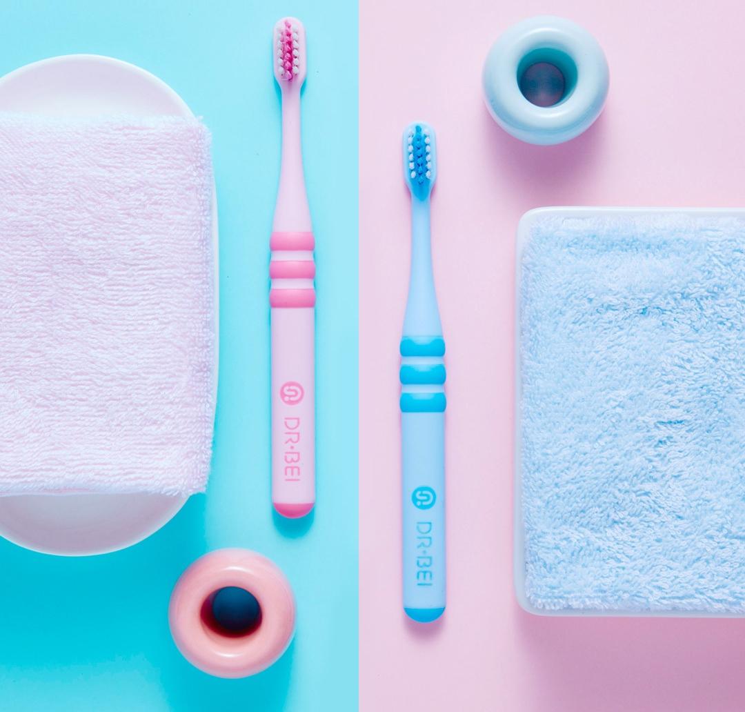 Детская зубная щетка DOCTOR·B Blue