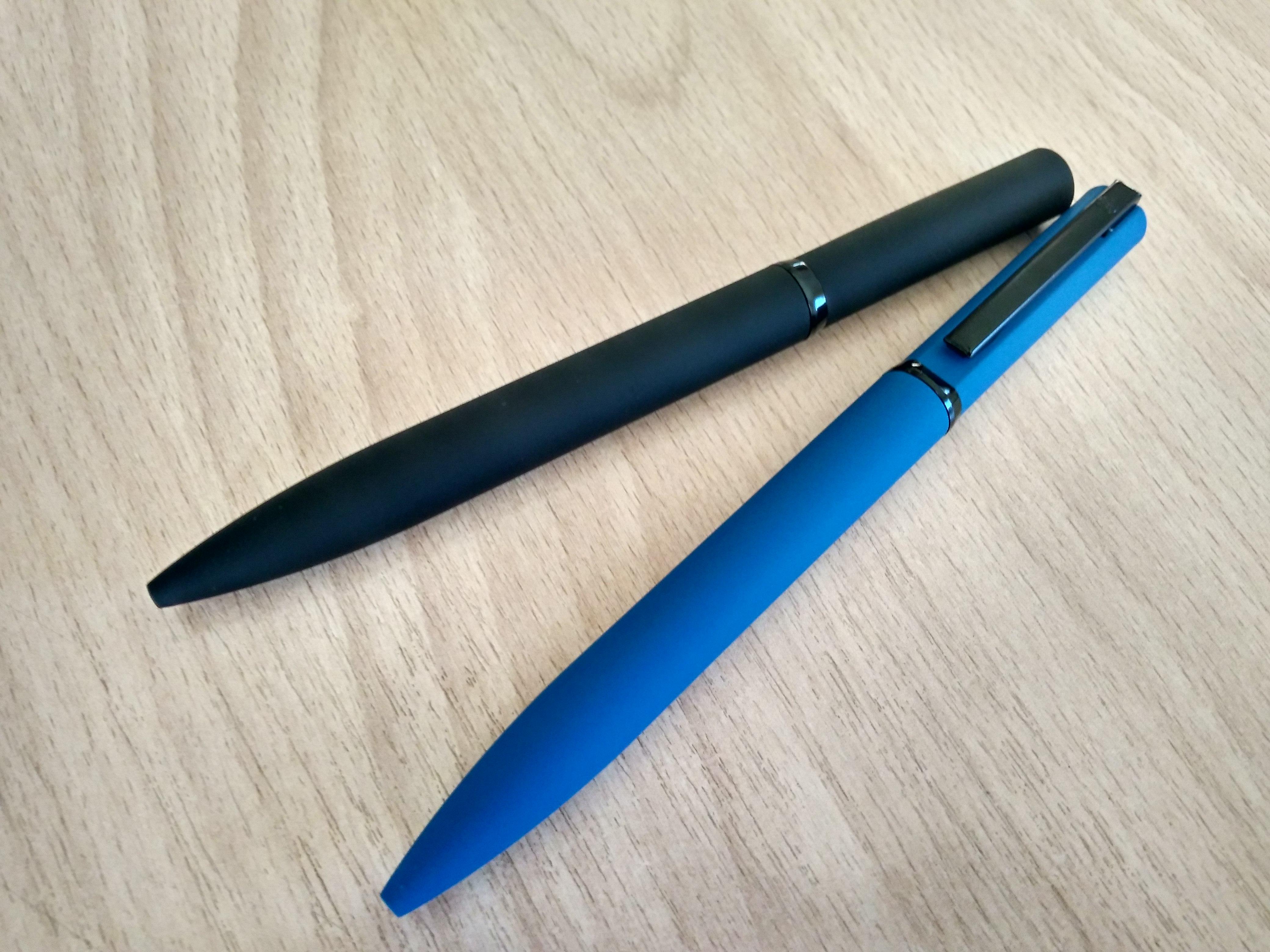 ручки с прорезиненным покрытием