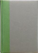 Ежедневник датированный А5 Sevilia серо-зелено-светлый