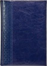 Ежедневник датированный А5 Rich/Texas синий