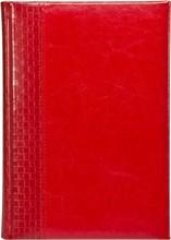 Ежедневник датированный А5 Rich/Texas красный