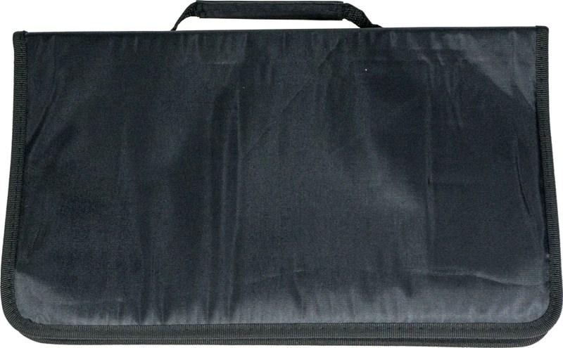 Набор для приготовления гриля Steel S-92 из 6 предметов - складная сумка
