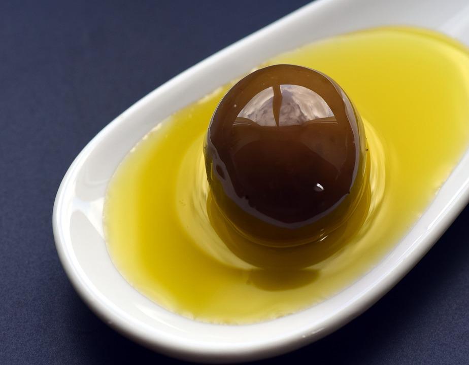 Маслины в масле