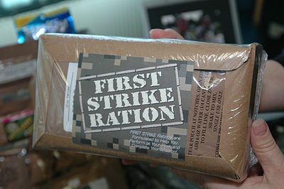 FSR (First Strike Ration)
