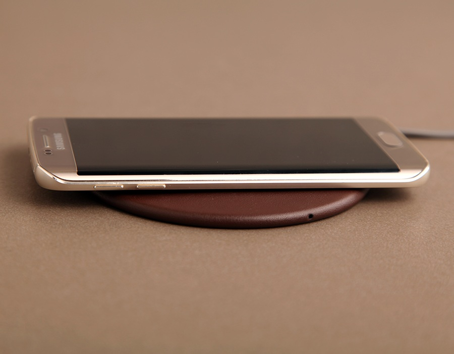 Зарядное устройство 5V VH wireless charging pad VH101 зарядка смартфона