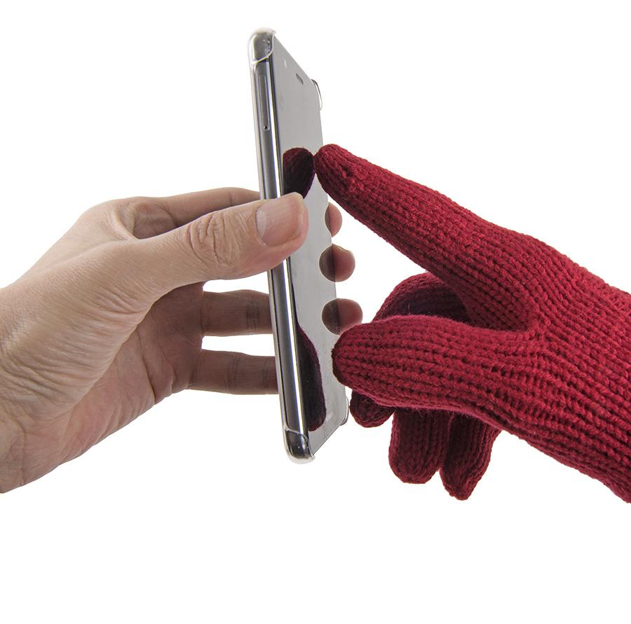 перчатки для сенсерных экранов