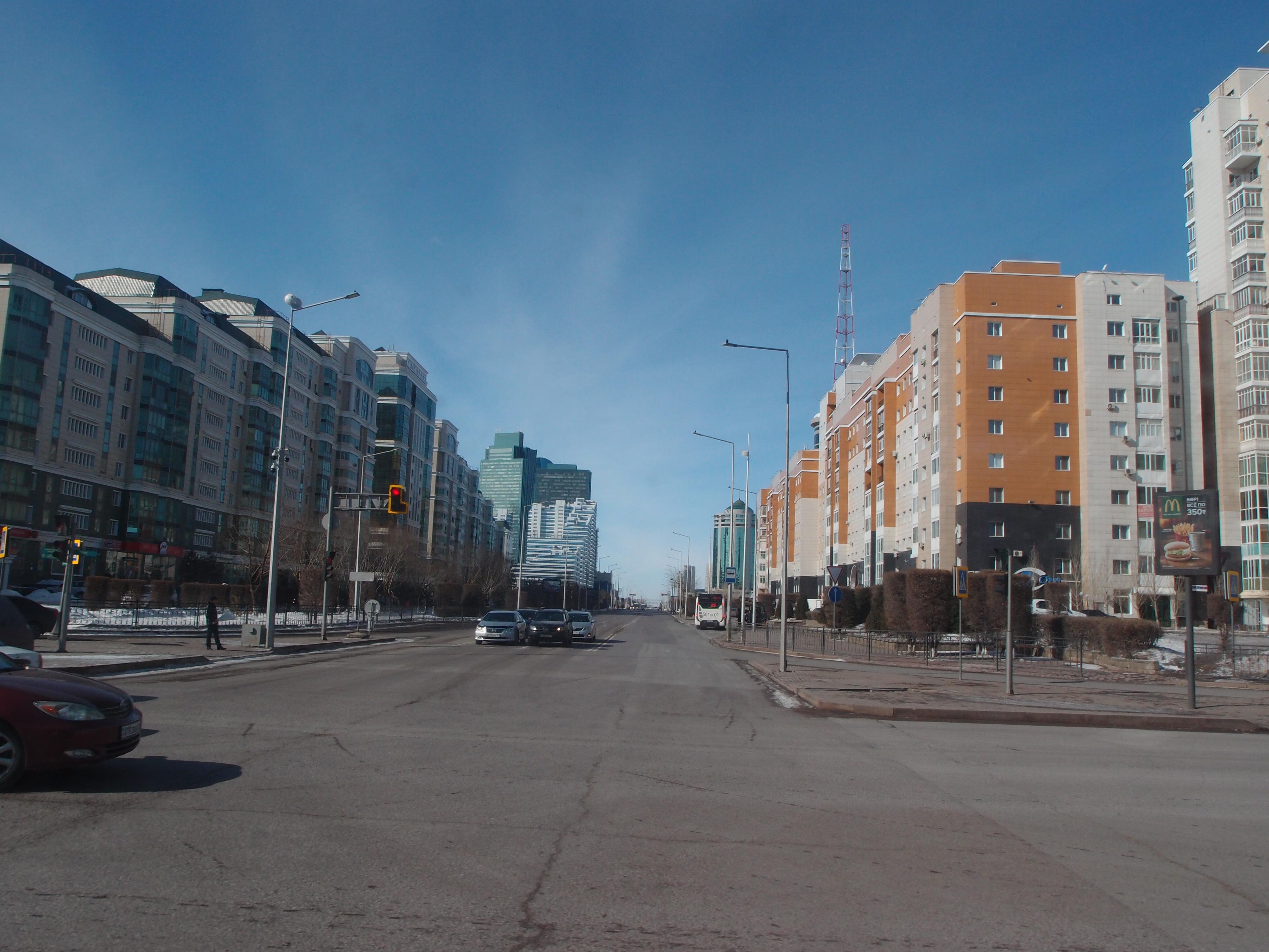 уличное освещение населённого пункта в РК