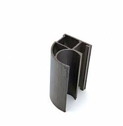 Профиль алюминиевый Венге