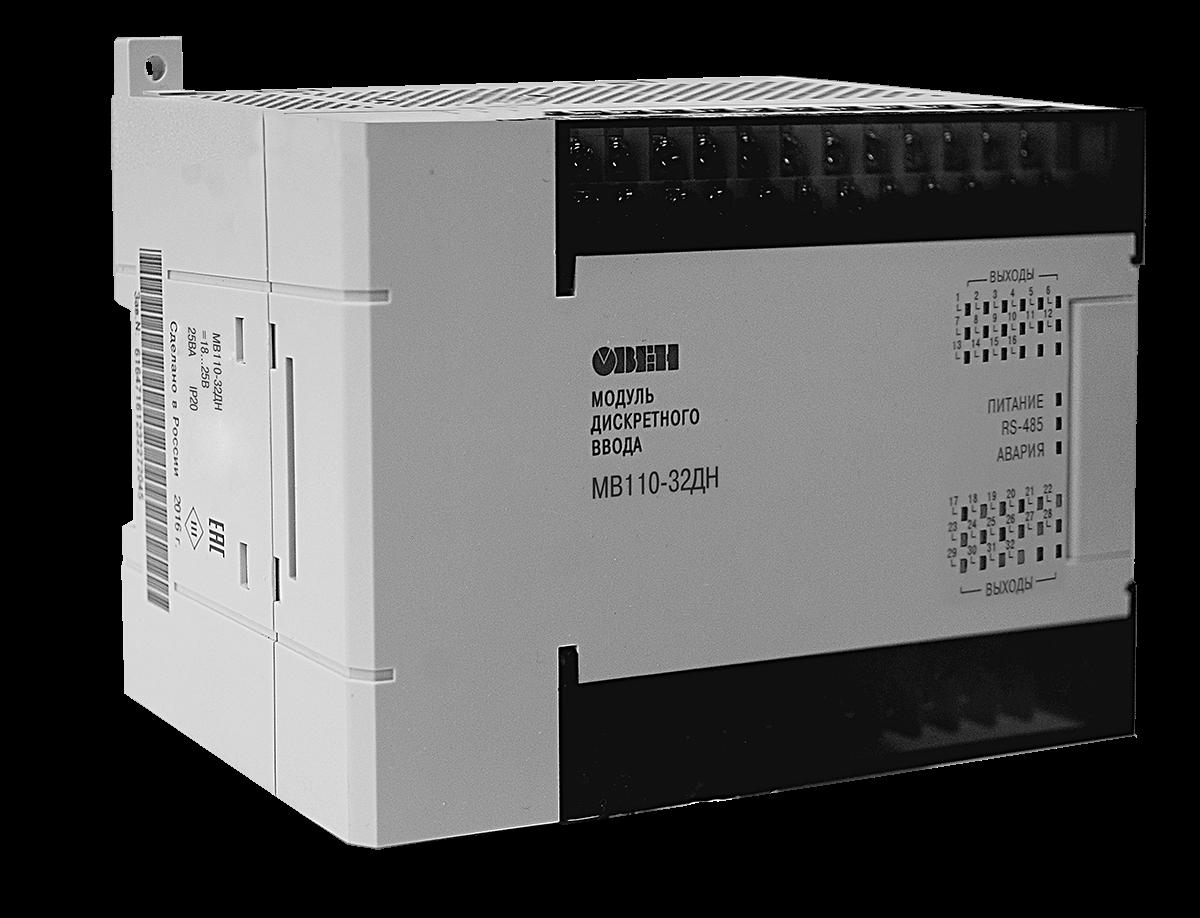 Модуль ввода дискретных сигналов МВ110-32ДН