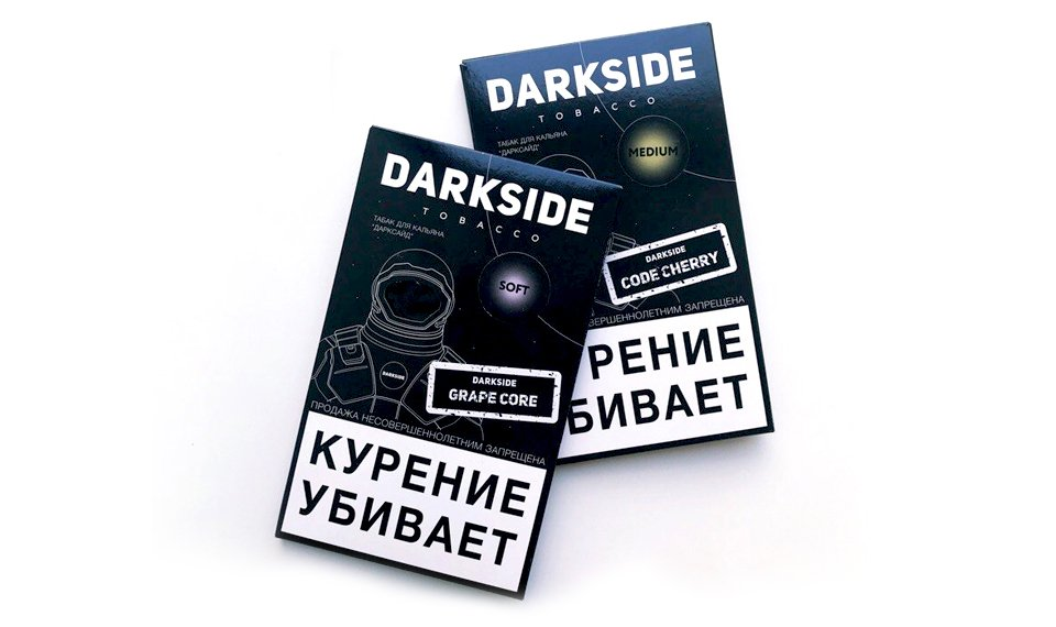 Топ вкусов dark side