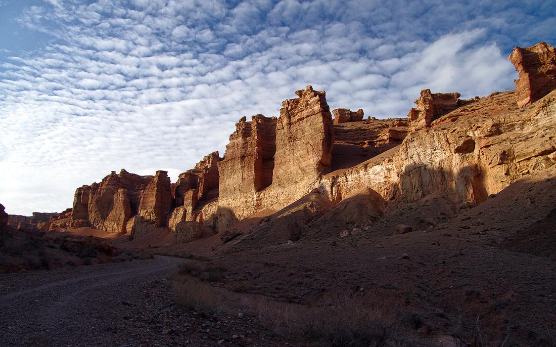 Чарынский каньон Долина Замков Турагентство Discovery Life