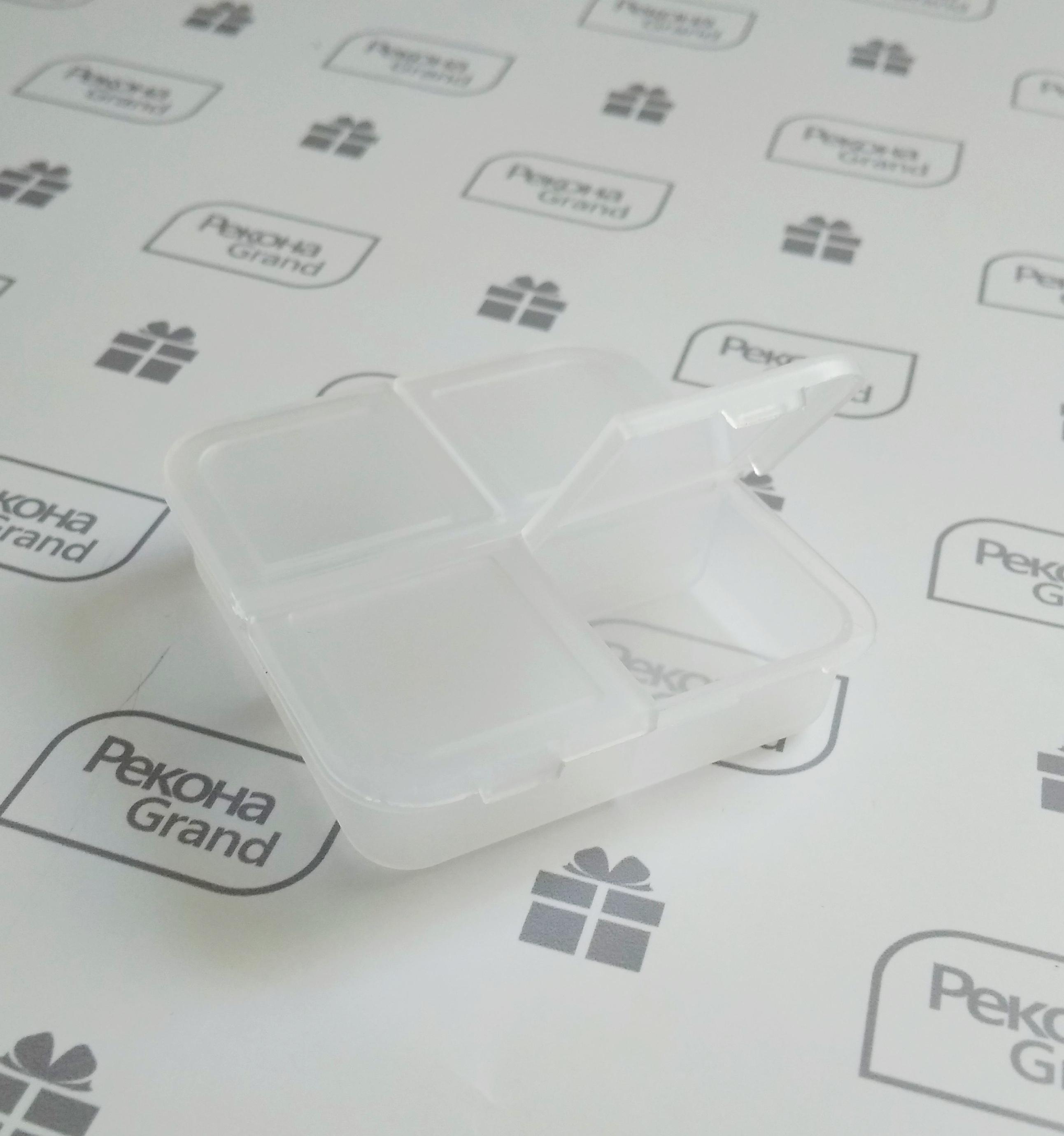 таблетницы с логотипом в Москве