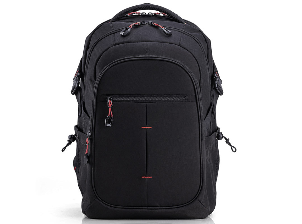 Рюкзак U'REVO large capacity multi-function backpack крупным планом