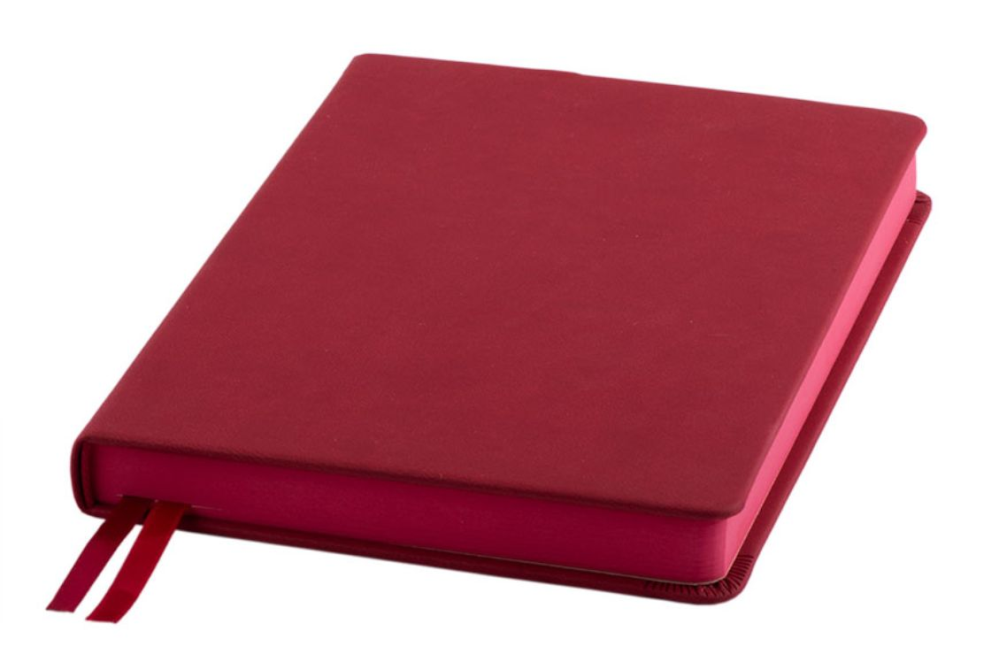 ежедневник Softie с soft touch покрытием