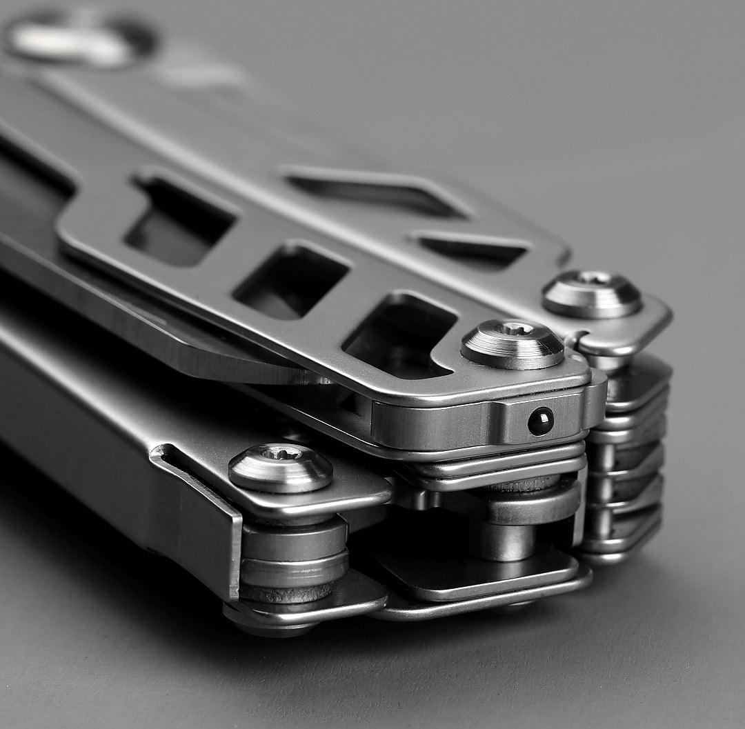 Huo Hou Fire Multi-function knife Silver HU0040 крутой мультитул