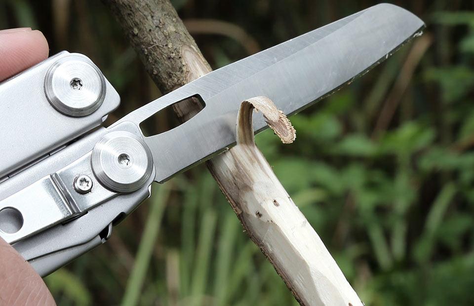 Huo Hou Fire Multi-function knife Silver HU0040 удобный