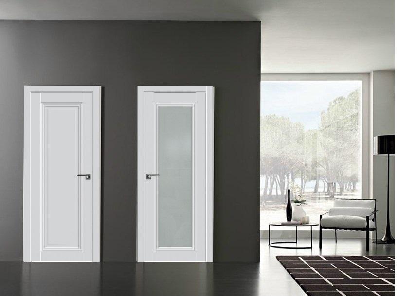 двустворчатая дверь 100u гостинная